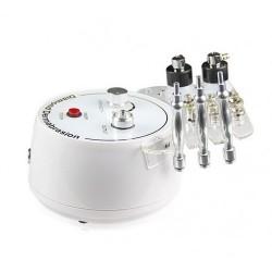 Mini Dermabrazijos aparatas su priedais
