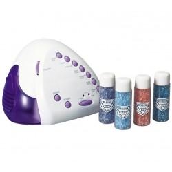 Garsų ir kvapų terapijos sistema
