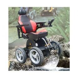 Neįgaliojo vežimėlis 4x4