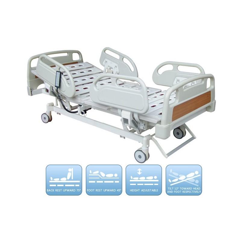 Funkcinė elektrinė ligoninės lova 5A
