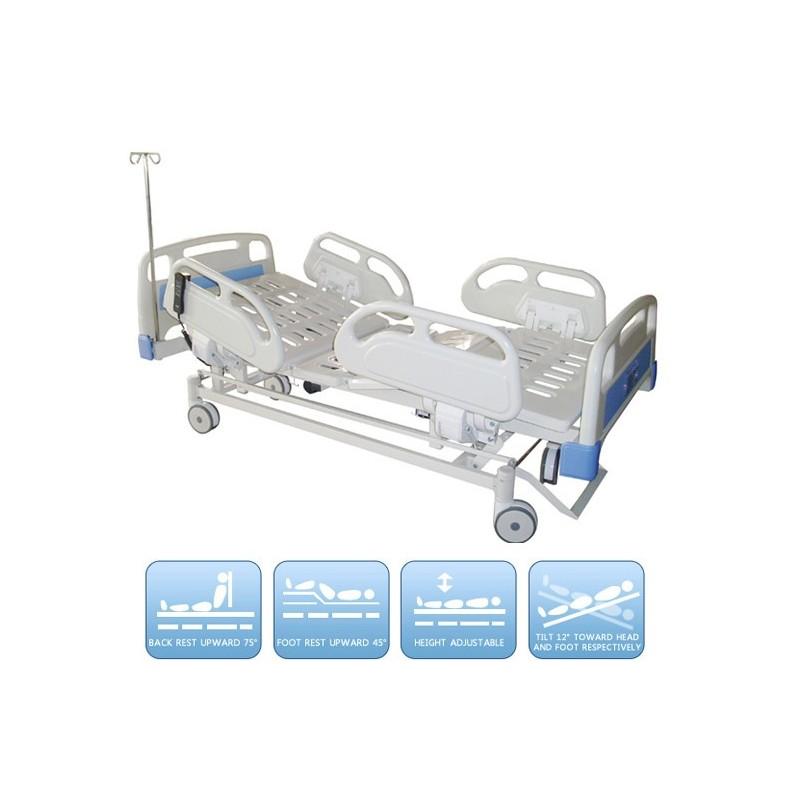 Funkcinė elektrinė ligoninės lova 5