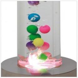Kamuolinis burbulinis stulpelis