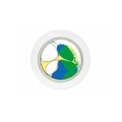 Projektoriaus spalviniai žiedai