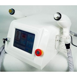 RF mikro adatinė veido priežiūros mašina su aušinimu