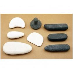 Masažo akmenys   miksas